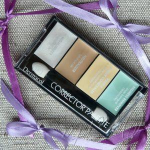 Dermacol Make Up Corrector palette sự lựa chọn đa dạng. hạng nhất che khuyết điểm