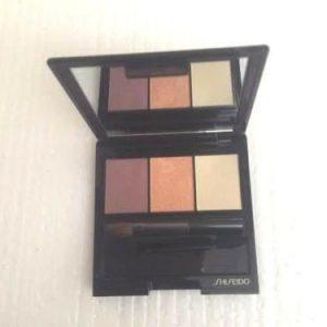 Yêu ngay từ ánh nhìn đầu tiên_ Phấn trang điểm mắt Shiseido Luminizing Satin Eye Color Trio
