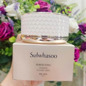 Phấn phủ bột  Sulwhasoo Perfecting Powder 2020 có phải là một siêu phẩm