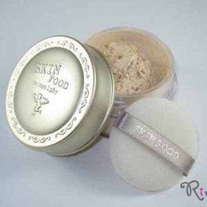 [REVIEW] Skinfood RICE SHIMMER POWDER