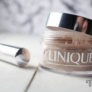 [REVIEW] Clinique Blended Face Powder and Brush
