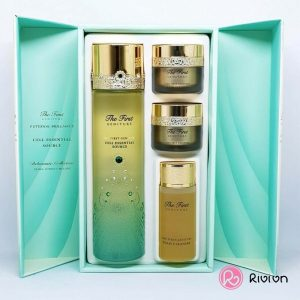 """Review bộ sản phẩm """"nước thần"""" Ohui The First Geniture Cell Essential Source 4SP Special Set"""