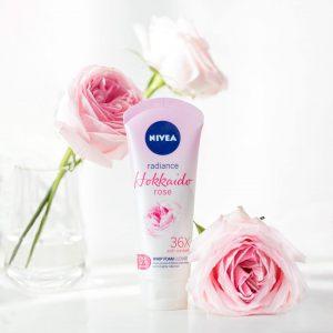 Review Sữa rửa mặt Nivea Hokkaido Rose – Chân ái cho mọi làn da