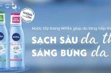 Sai lầm tai hại cho làn da : chỉ dùng sữa rửa mặt mà không dùng tẩy trang.