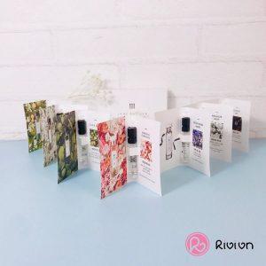 Set nước hoa mini Ohui Jane Packer London, hương thơm quyến rũ từ thiên nhiên