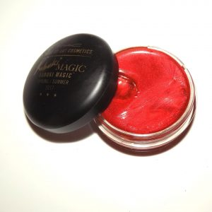 MAC CRYSTAL GLAZE GLOSS / KABUKI MAGIC ma thuật make up từ MAC cosmetics