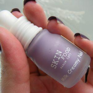 Sơn móng MILK CREAMY NAIL BASE COAT – lọ gel sữa biến hóa bộ nail cho bạn gái nhẹ nhàng tỏa sáng