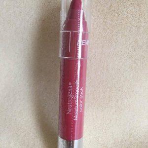 Cho bờ môi căng mọng, quyến rũ với cây son bút chì Neutrogena Moisture Smooth Color Stick
