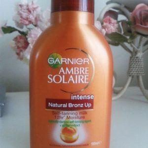 Sữa dưỡng thể cho da dầu Ganier Self Tan Milk chăm sóc làn da mịn màng, tươi trẻ