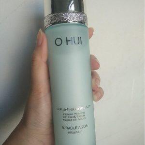 Vì sao Sữa dưỡng ẩm Ohui Miracle Aqua Emulsion là sự lựa chọn tốt nhất dành làn da nhờn và nhạy cảm?