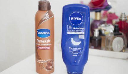 So sánh giữa sữa dưỡng thể Vaseline và Nivea – loại nào tốt hơn?