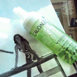 Sữa rửa mặt Caudalie chăm sóc da Instant Foaming Cleanser – Niềm vui mỗi sớm mai