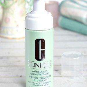 [Review] Extra Gentle Cleansing Foam-sữa rửa mặt cho làn da nhạy cảm