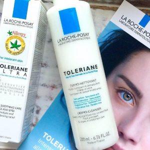 La Roche Posay Toleriane DermoCleanser – sữa rửa mặt hoàn hảo, không ngại kích ứng!