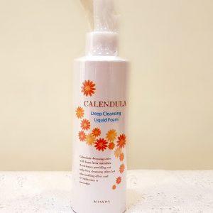 Những sự thật thú vì về em sữa rửa mặt Calendula Deep Cleansing Liquid Foam