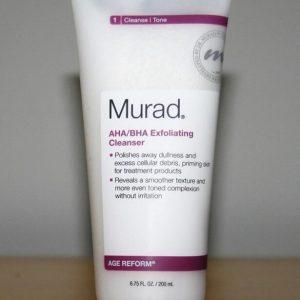 Murad AHA/BHA Exfoliating Cleanser – Đắt xắt ra miếng!