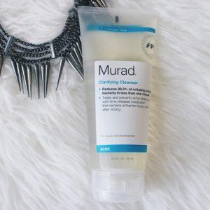Murad Clarifying Cleanser – Niềm vui chưa chọn vẹn!