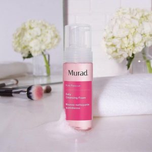 Sữa rửa mặt Murad Daily Cleansing Foam tốt nhất cho da là đây!
