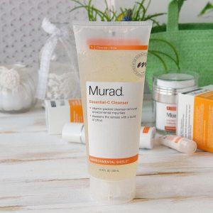 Murad Essential-C Cleanser – Hàng chất lượng quá cả nhà ơi!