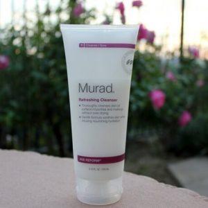 Murad Age Reform Refreshing Cleanser  – Mình bị dị ứng cả nhà ơi
