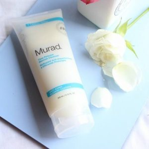 Murad Time Release Blemish Cleanser – Sữa rửa mặt tạo bọt rất đáng trải nghiệm!