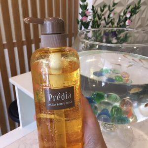 Là phụ nữ thì nhất định phải có _ Sữa tắm Kosé Predia Alga Body Soap