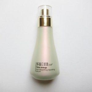 [Review] Tinh chất dưỡng da Su:m37 Time energy Skin Resetting Repairing Serum