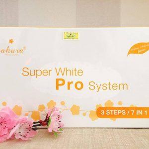 Sở hữu làn da trắng mịn cùng kem tắm trắng Sakura