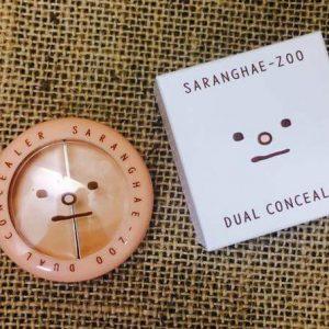 """Phấn tạo khối Eglips Saranghae Zoo – Dual Concealer, """"đồng hồ đếm ngược"""" cho lớp makeup luôn căng mọng."""