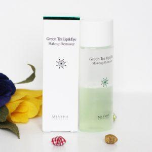 Những sự thật thú vị về nước tẩy trang The Style Green Tea Lip &Eye Makeup Remover