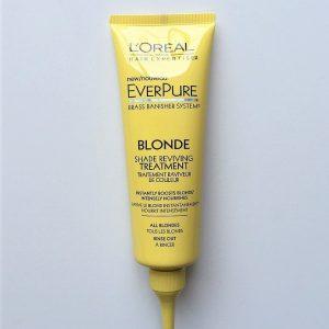 Tinh chất tóc L'Oréal nuôi dưỡng Blonde Shade Reviving Treatment, nếu bạn muốn có mái tóc vàng tự nhiên!