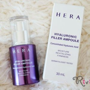 [REVIEW] Tinh chất chống lão hoá Hera Hyaluronic Ampoule