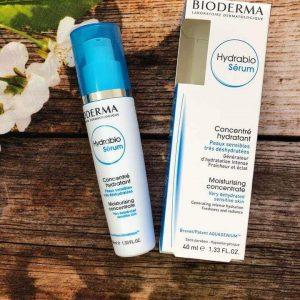 Tinh chất Bioderma dưỡng ẩm Hydrabio Sérum, một cách đơn giản để dưỡng ẩm