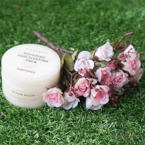 Tinh chất INNISFREE Hair My hair repairing overnight pack