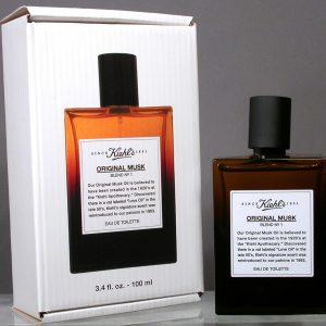 Nước hoa Kiehl's Musk Eau de Toilette Spray – Mang hương thơm cổ điển đến thời hiện đại
