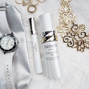 Tinh chất Kose Infinity Perfective White XX – có không, một làn da không tì vết?