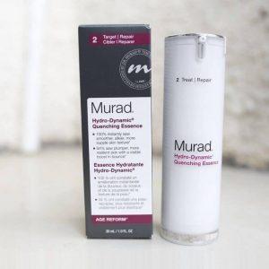 Tinh chất Murad Hydro-Dynamic Quenching Essence, những điều mà tôi cảm nhận được!