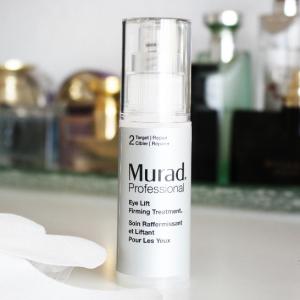 Tinh chất Murad săn mắt Eye Lift Firming Treatment nếp nhăn là nỗi lo lớn nhất của tôi!