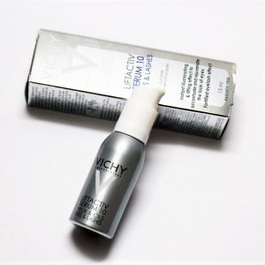 [Review] Tinh chất dưỡng mắt Vichy LiftActiv Serum 10 Eyes and Lashes