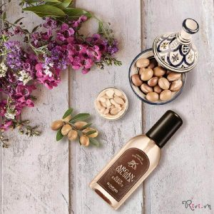 [REVIEW] Tinh dầu dưỡng ARGAN OIL SILK + HAIR ESSENCE