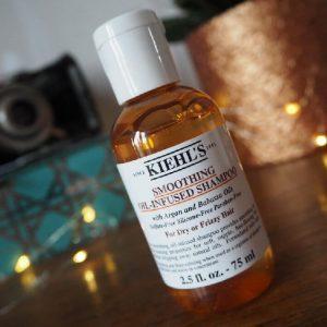 Tinh dầu dưỡng tóc Kiehl's Smoothing Oil-Infused Leave-in Concentrate- một biện pháp hiệu quả