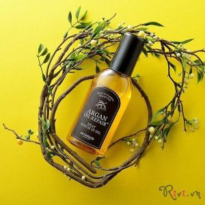 [REVIEW] Tinh dầu ARGAN OIL REPAIR PLUS HEAT SERUM IN OIL