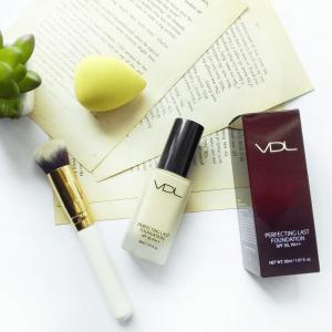 VDL Perfecting Last Foundation V02 – lựa chọn phù hợp nhất cho tone da tự nhiên Á Đông