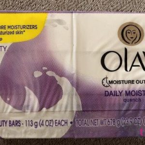 [Review] Xà bông Olay Daily Moisture Quench Beauty Bar