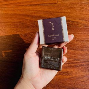 Xà phòng rửa mặt nhân sâm Sulwhasoo Herbal Soap Red Ginseng có tốt hơn sữa rửa mặt?
