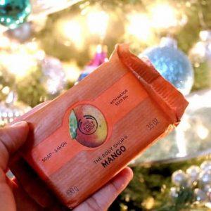 The Body Shop Mango Soap – Xà phòng xoài cho ấn tượng khó phai