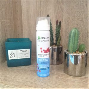 Xịt khoáng Garnier chống nắng Multi-Protecting Hydrating Mist, tiện lợi chống nắng mọi lúc mọi nơi!