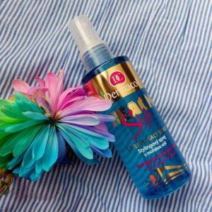 Bảo vệ mái tóc với xịt tóc chống nắng Dermacol Beach Style – Styling Salt Spray